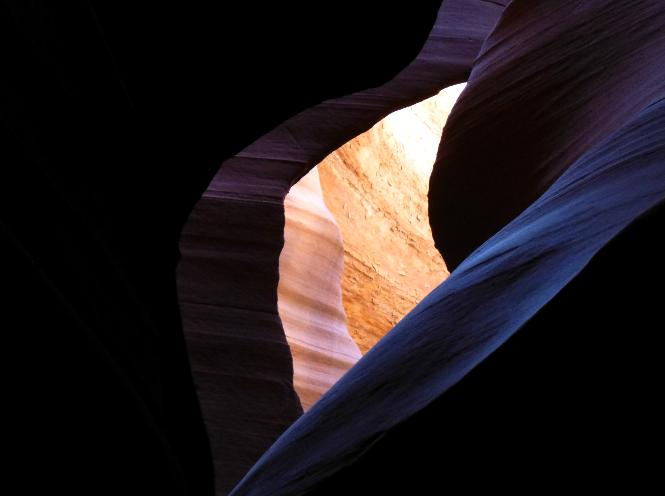 lower antelope canyon without guide